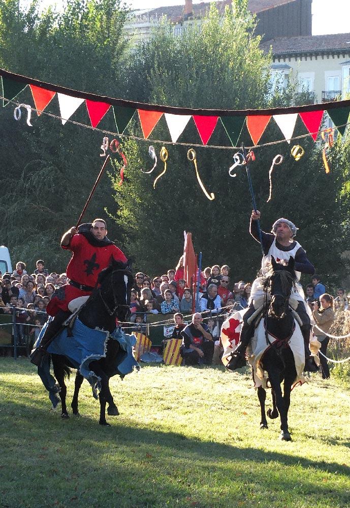 Fin de semana Cidiano, la mejor fiesta medieval de Burgos