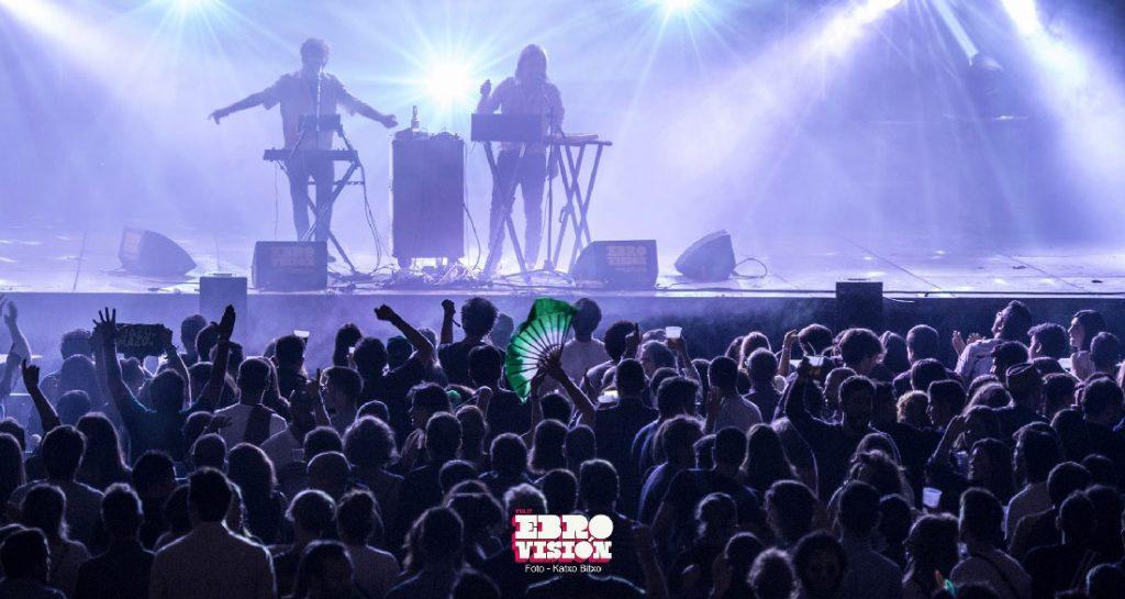 Ebrovision, los mejores festivales de Burgos