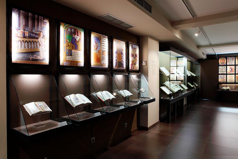 Museo de Burgos, museo del libro