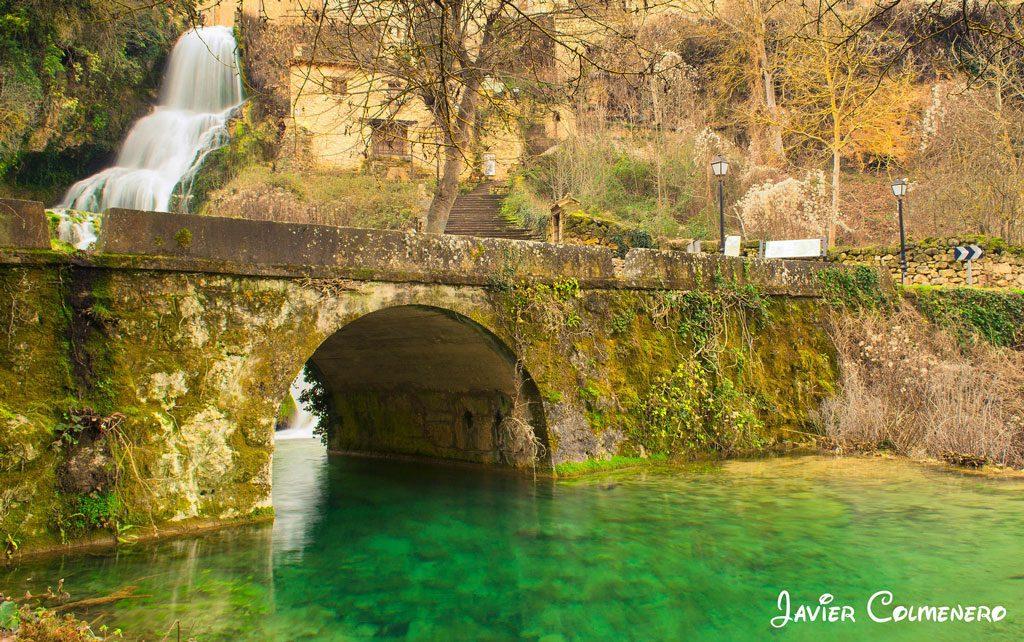 Orbaneja del Castillo, las mejores piscinas naturales de Burgos