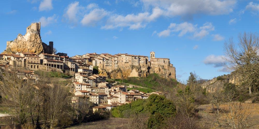 Qué visitar en Frías (Burgos)
