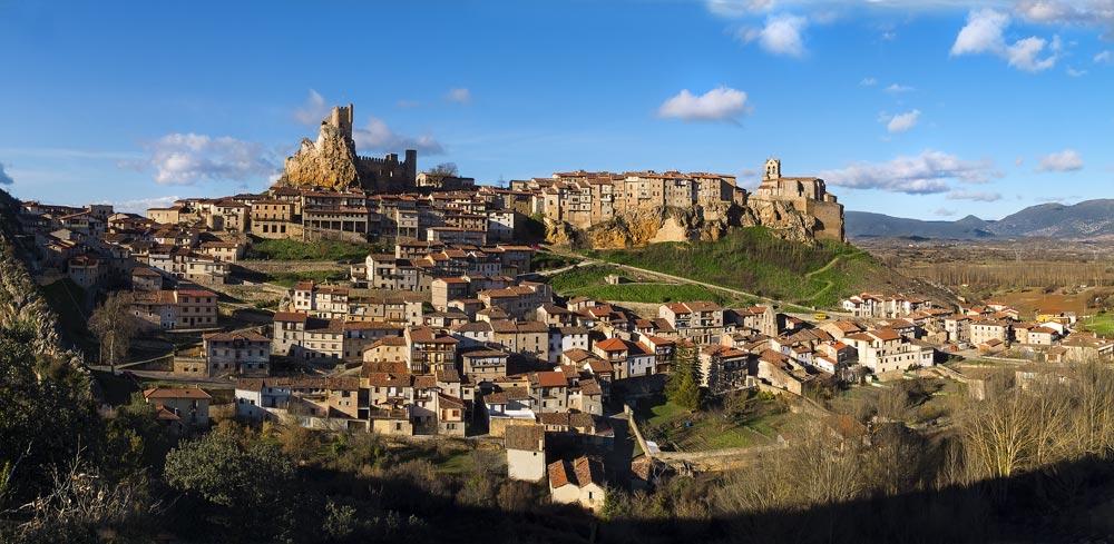 Qué visitar en Frías, ciudad de Burgos
