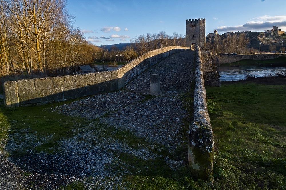 Puente medieval, qué visitar en Frías
